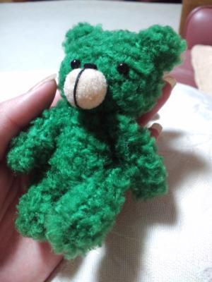 GREENクマ