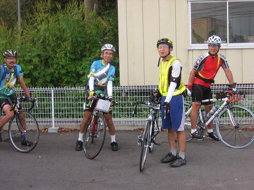 2007年茅野での4人