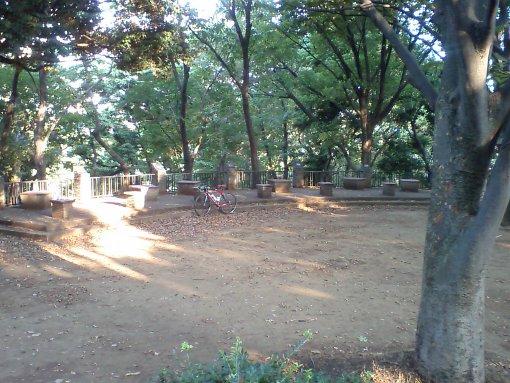 芝公園某所