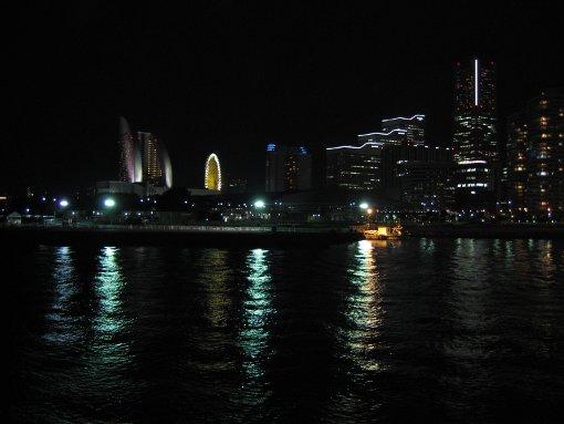 夜の横浜!