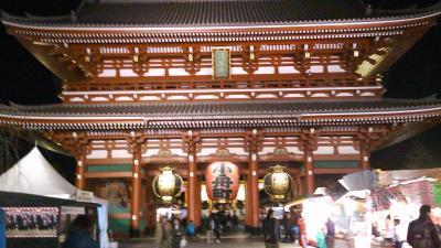 浅草2010年12月