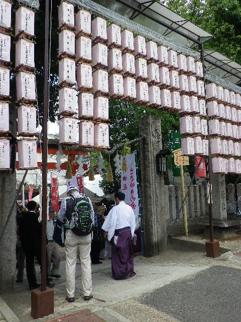 率川神社ささゆり祭り