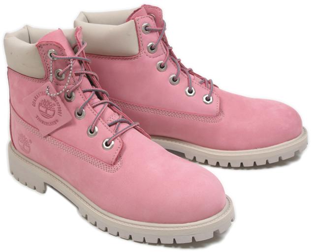 Timberland(ティンバーランド)6inch Boots PINK(ピンク ブーツ)