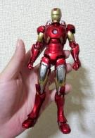 figmaアイアンマン・マーク7-フルスペックver