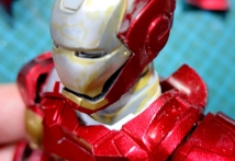 figmaアイアンマン・マーク7(首関節改造)