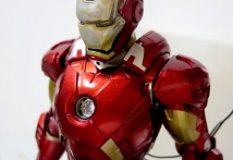 figmaアイアンマン・マーク7(アークリアクター電飾)