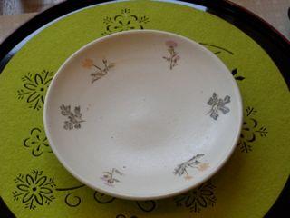 スープ絵皿