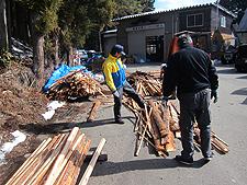 火祭り準備 2月 4日 5日 001