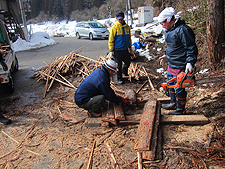 火祭り準備 2月 4日 5日 004