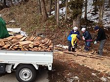 火祭り準備 2月 4日 5日 006