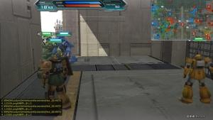 初動防衛を画策する5人4