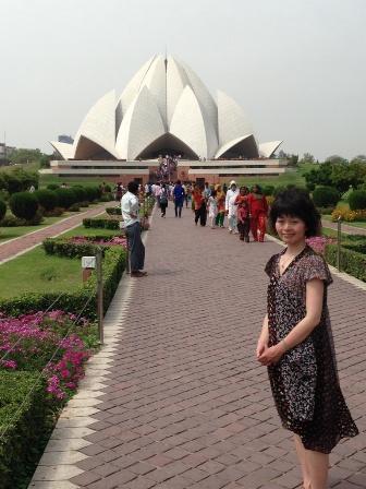 バハーイー寺院