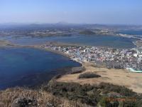 済州島景色