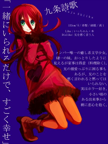 ID Kujo Shiika