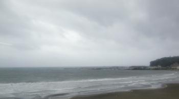 台風接近ー1