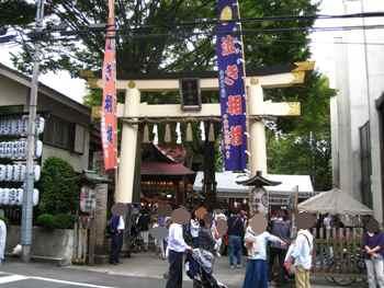 子安神社-1