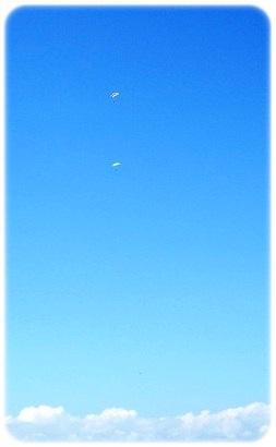⑦-1ハングライダー