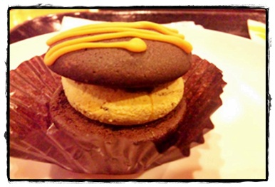 クッキー&キャラメルパイ
