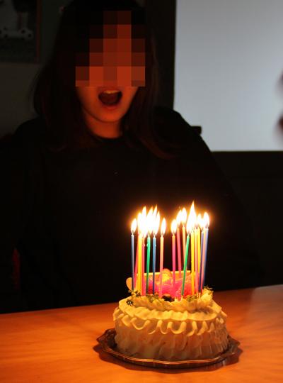 20歳の誕生日