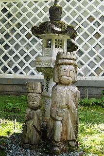 瑠璃寺にて