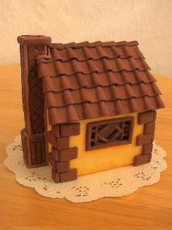お菓子の家 4
