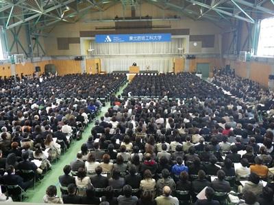 2012入学式