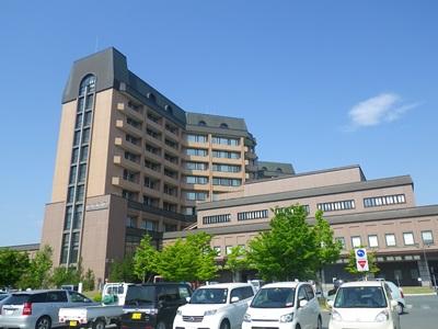 まずは病院