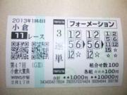2013小倉大賞典