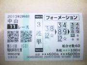 2013弥生賞