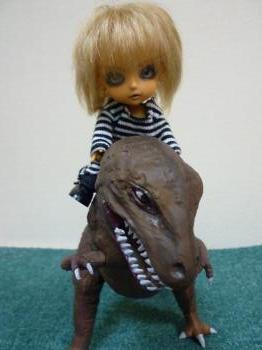 プラモ 恐竜