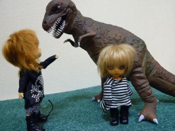 プラモ 恐竜2