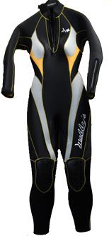 Mobby'sウェットスーツ