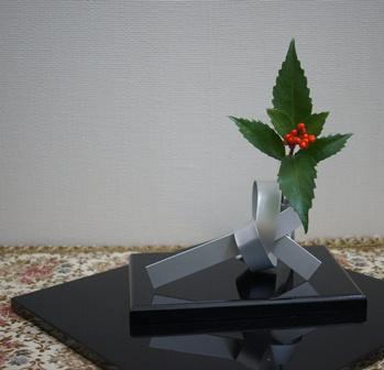 DSC03687リボン花瓶