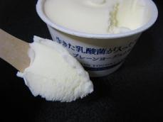 生きた乳酸菌が入ったアイス