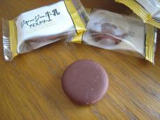 ジャージー牛乳チョコアイスボール7個入
