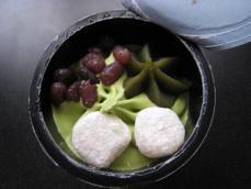 Sweets+抹茶パフェアイス