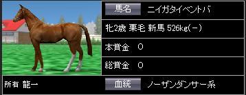 新潟イベント馬