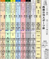 西部日刊スポーツ杯