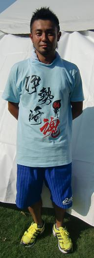 ファン感Tシャツ表