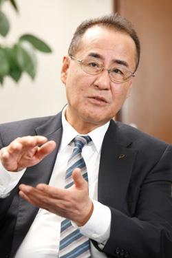 中村讓・北朝鮮ファンクラブ中央執行委員長