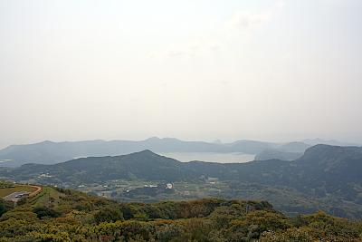 360°見渡せる大野岳!