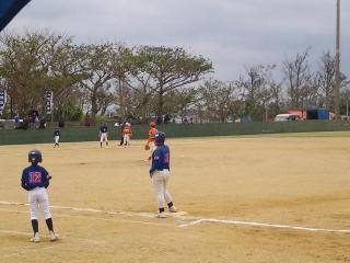 少年野球③(縮