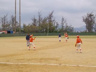 少年野球②(縮