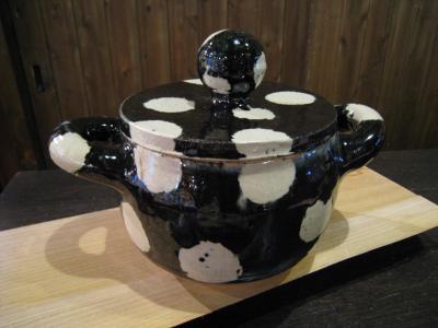 水玉煮込み鍋
