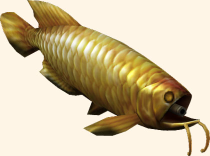 黄金魚ボウガン