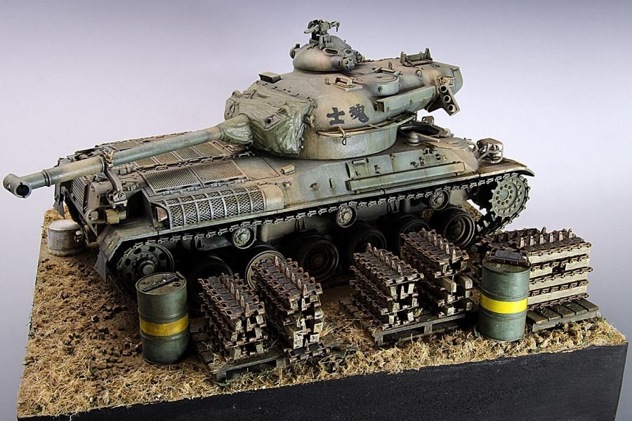 61式戦車-11