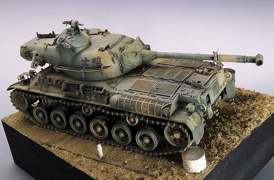 61式戦車-14