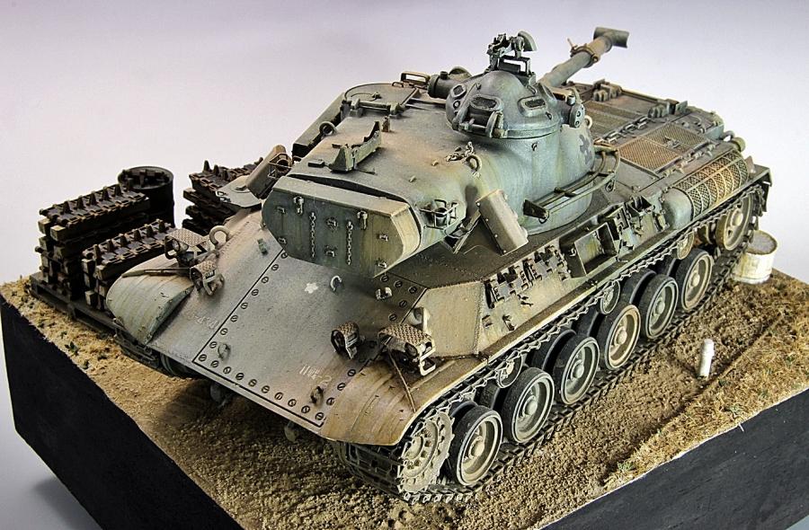 61式戦車-15