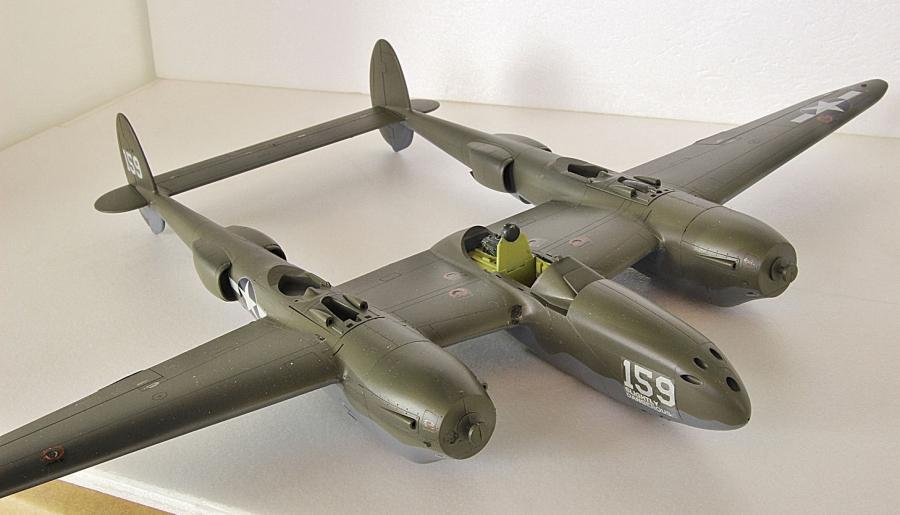 P-38ライトニング