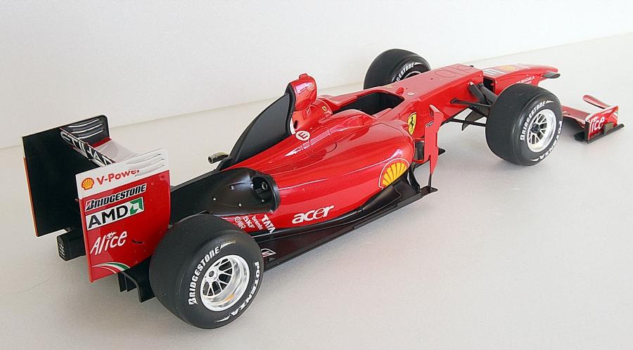 フェラーリF60-1